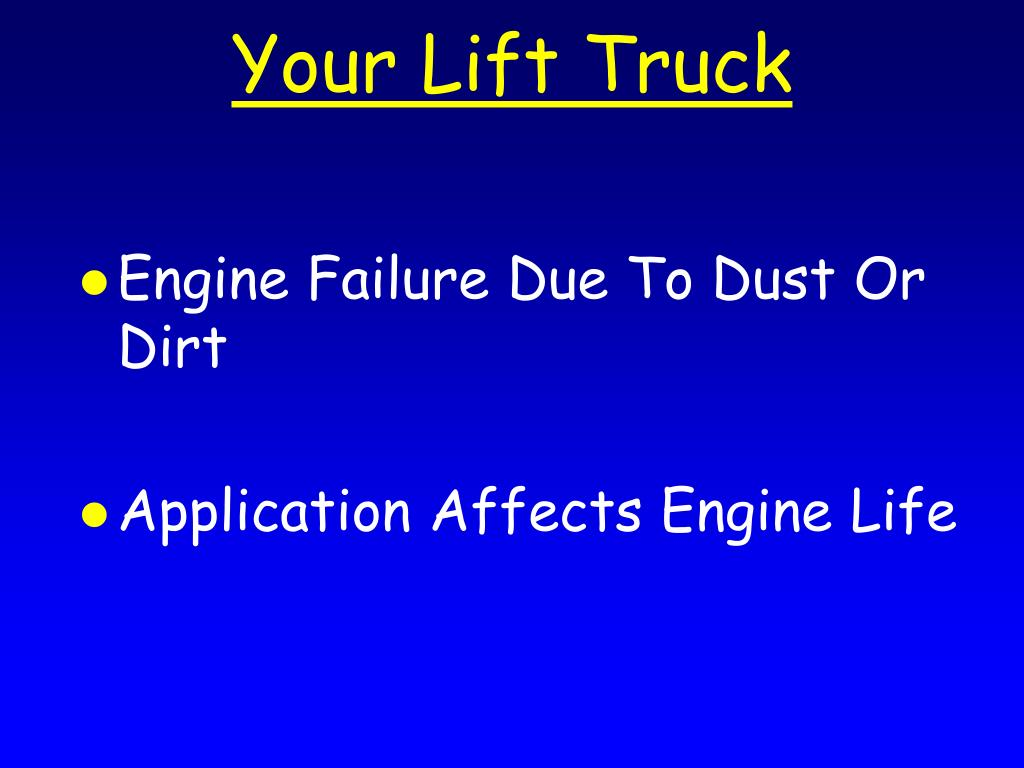 Your Lift Truck