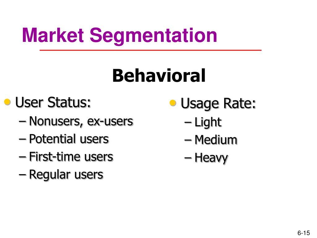 kodak market segmentation Marketing playbook: segmentation and positioning  imagery/kodak • instructor of  the implication for market segmentation is that a core product may be.