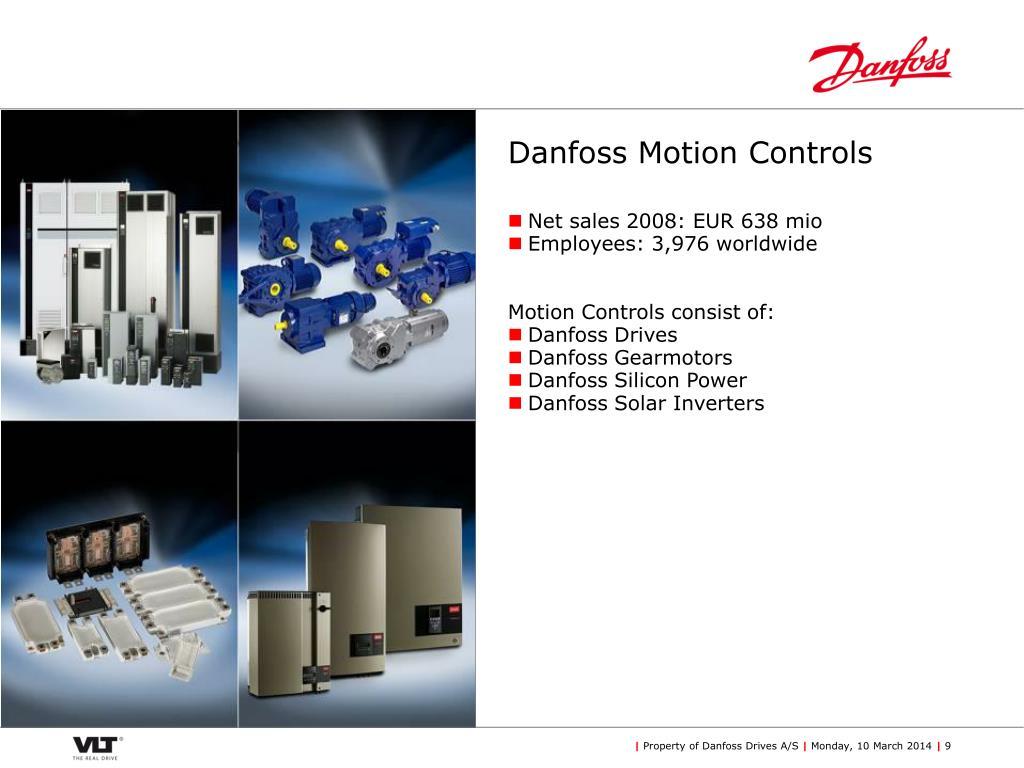 Danfoss Motion Controls