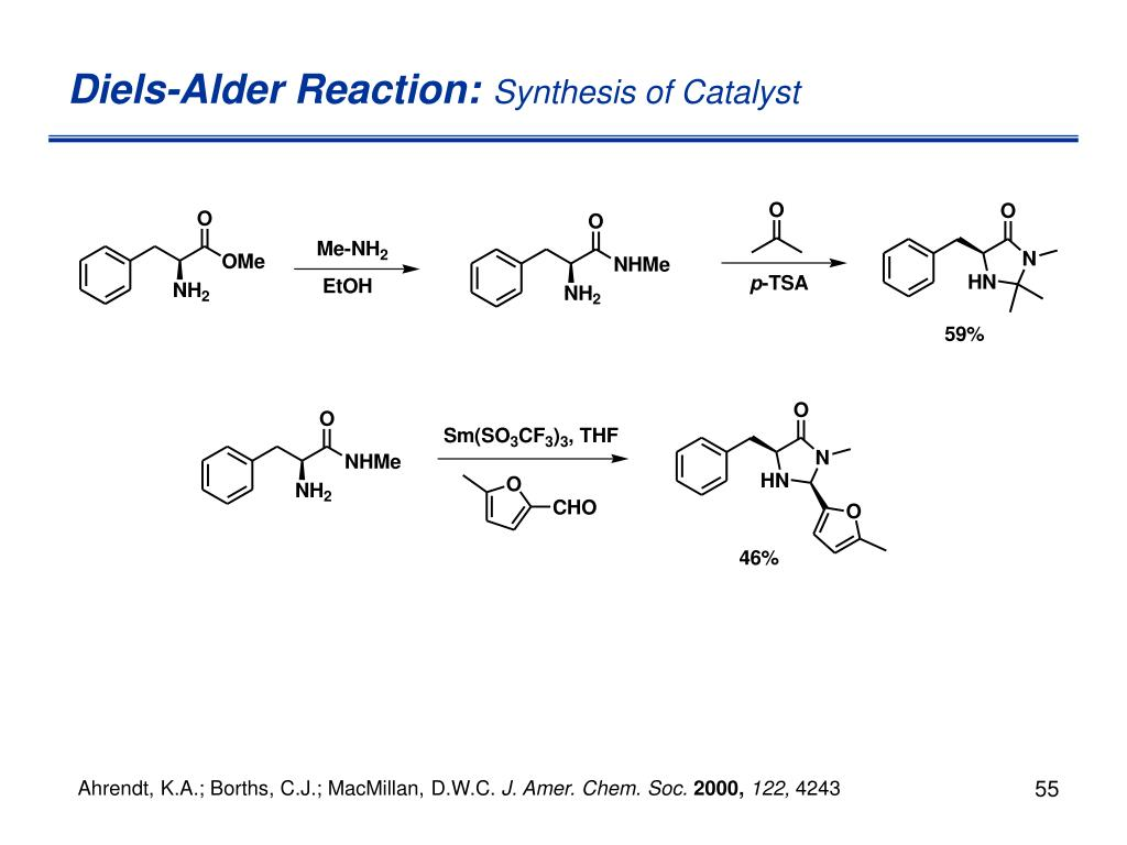 Diels-Alder Reaction: