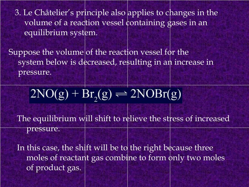 Suppose the volume of the reaction vessel for the