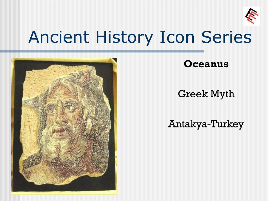 Ancient History Icon Series