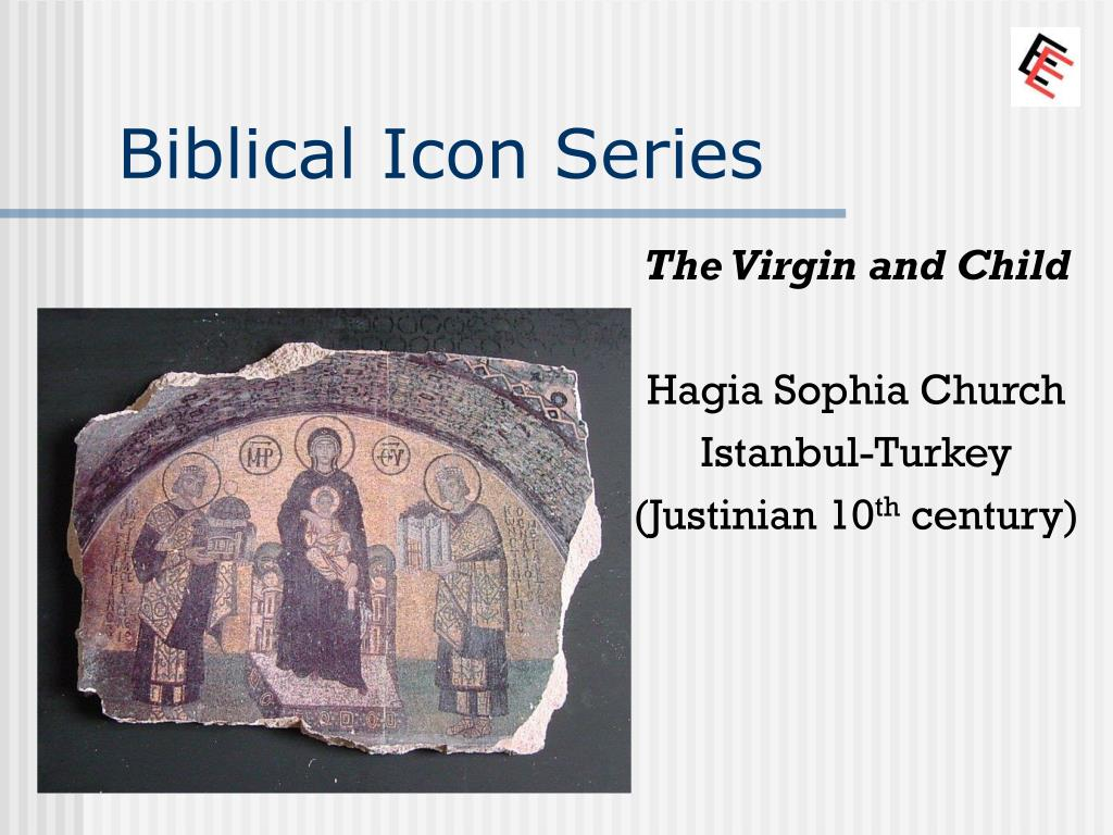 Biblical Icon Series