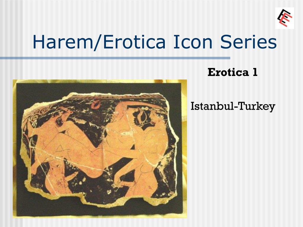 Harem/Erotica Icon Series