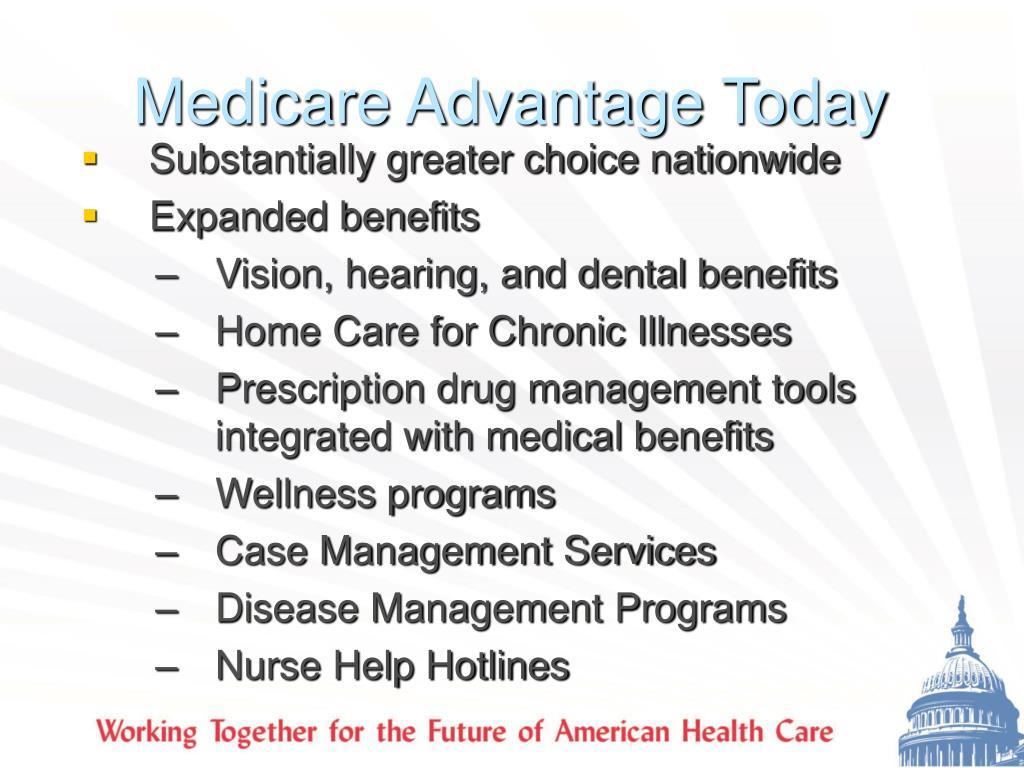 Medicare Advantage Today