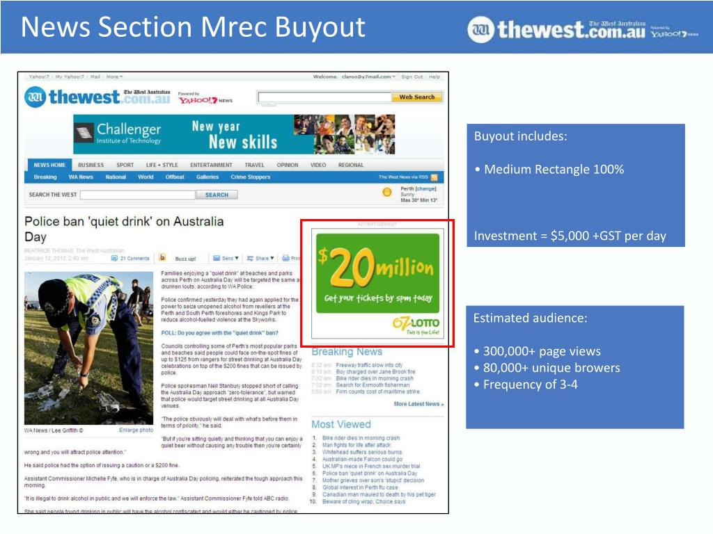 News Section Mrec Buyout