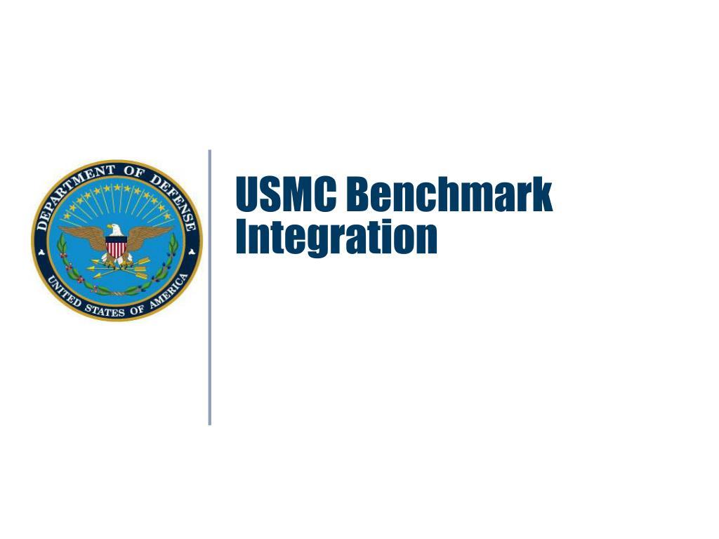 USMC Benchmark Integration