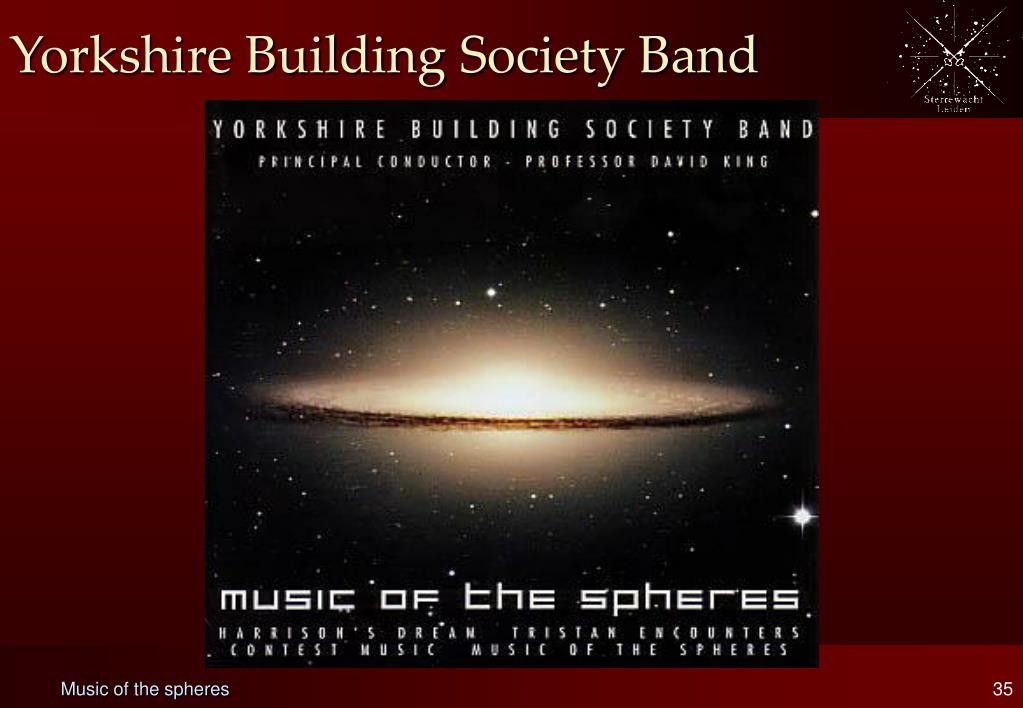 Yorkshire Building Society Band
