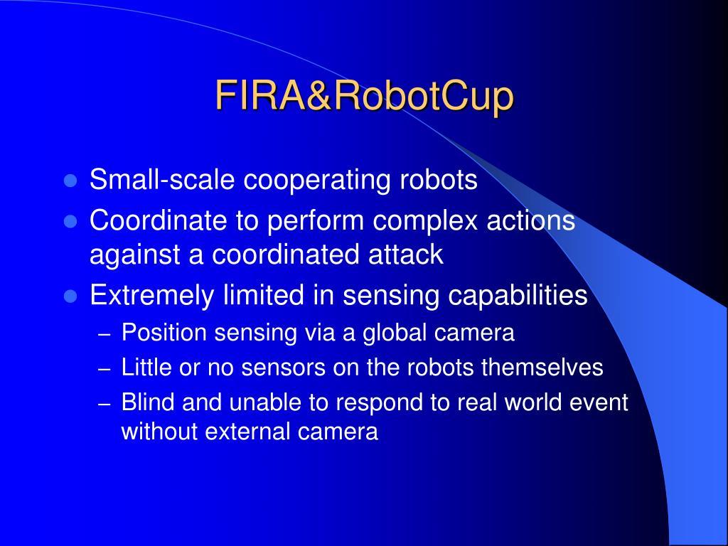 FIRA&RobotCup