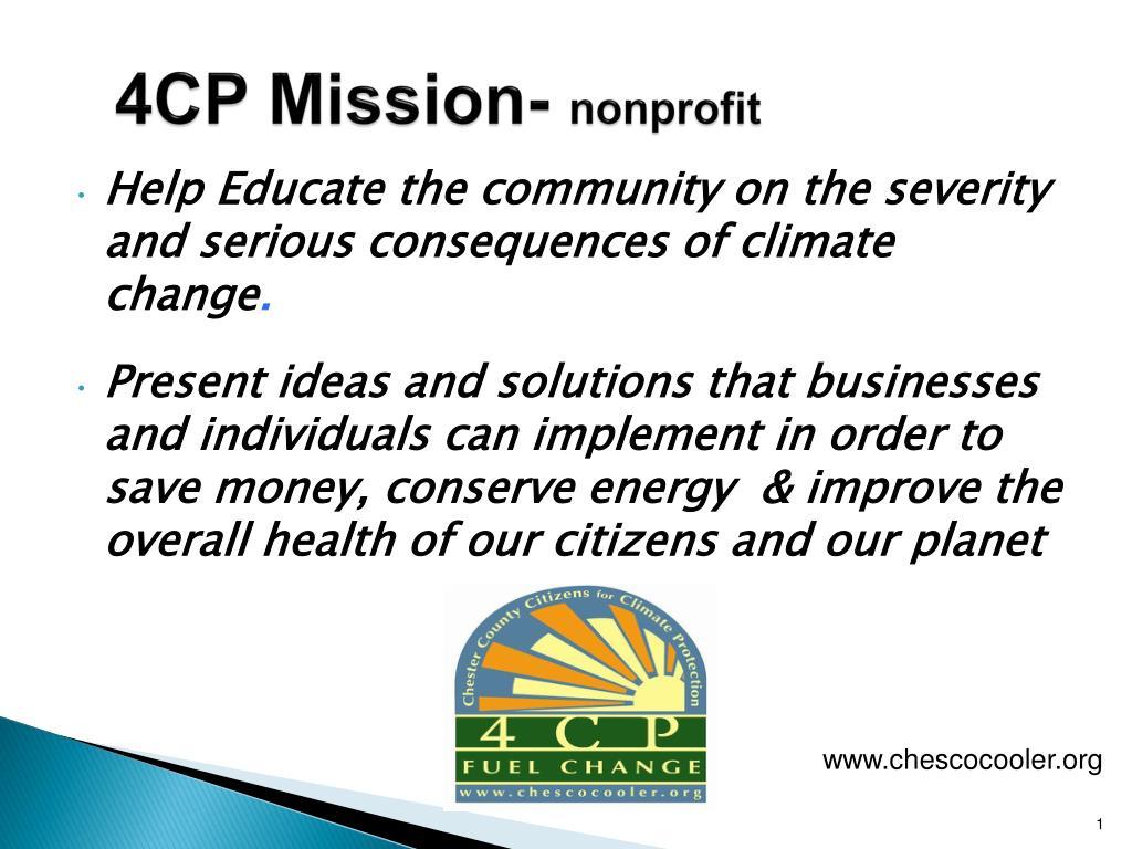 4CP Mission-