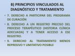 b principios vinculados al diagn stico y tratamiento17