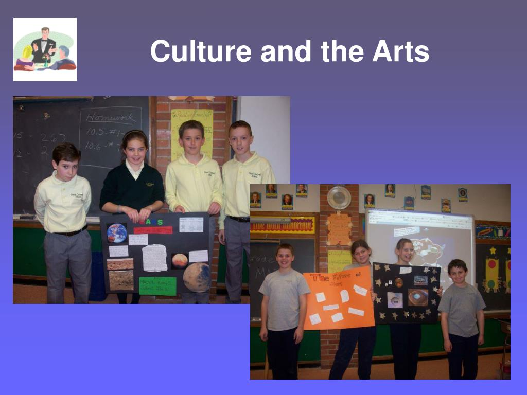 Culture and the Arts