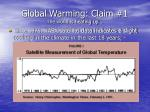 global warming claim 1 the world is heating up21