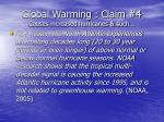 global warming claim 4 causes increased hurricanes such46