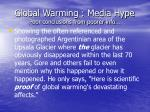 global warming media hype poor conclusions from poorer info62