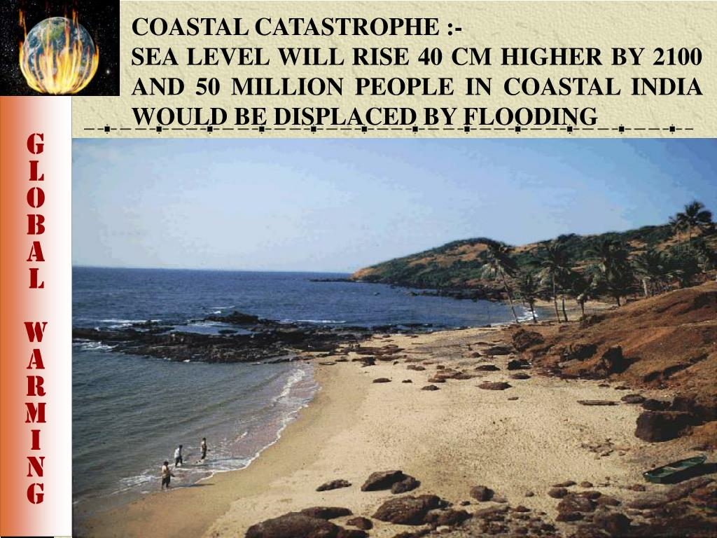 COASTAL CATASTROPHE :-