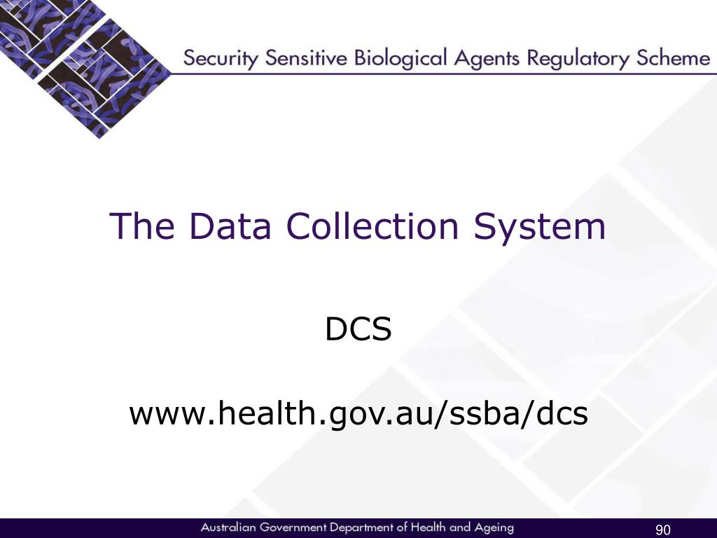The Data Collection System