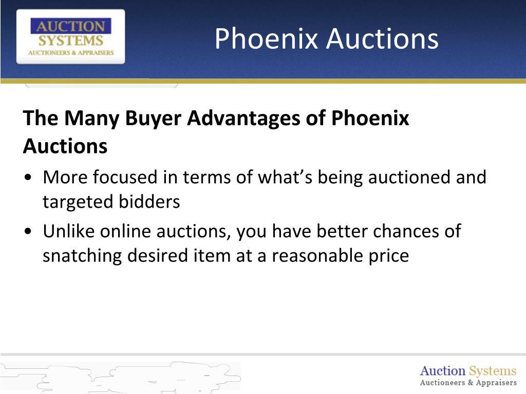 Phoenix Auctions