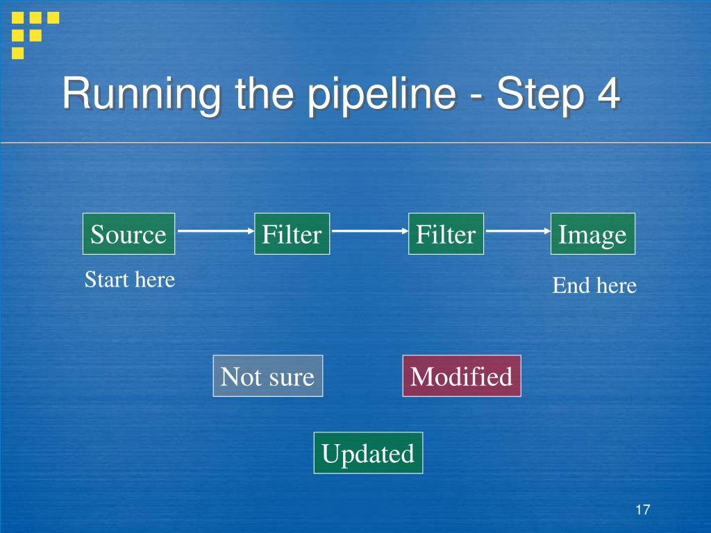 Running the pipeline - Step 4