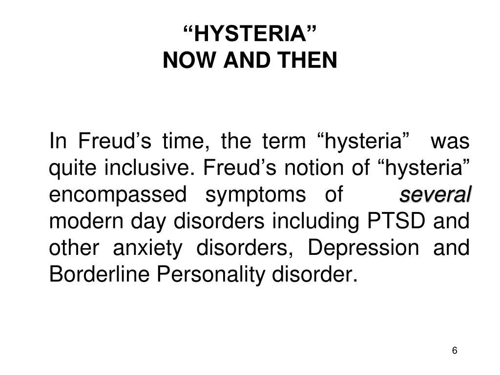 """""""HYSTERIA"""""""