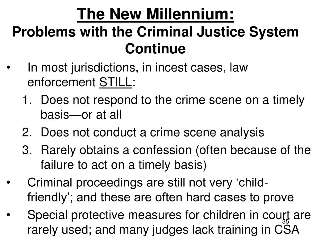 The New Millennium: