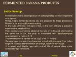 fermented banana products14