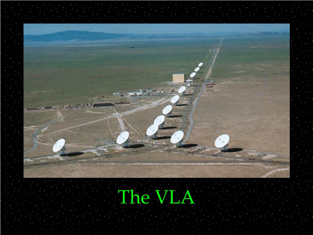 The VLA