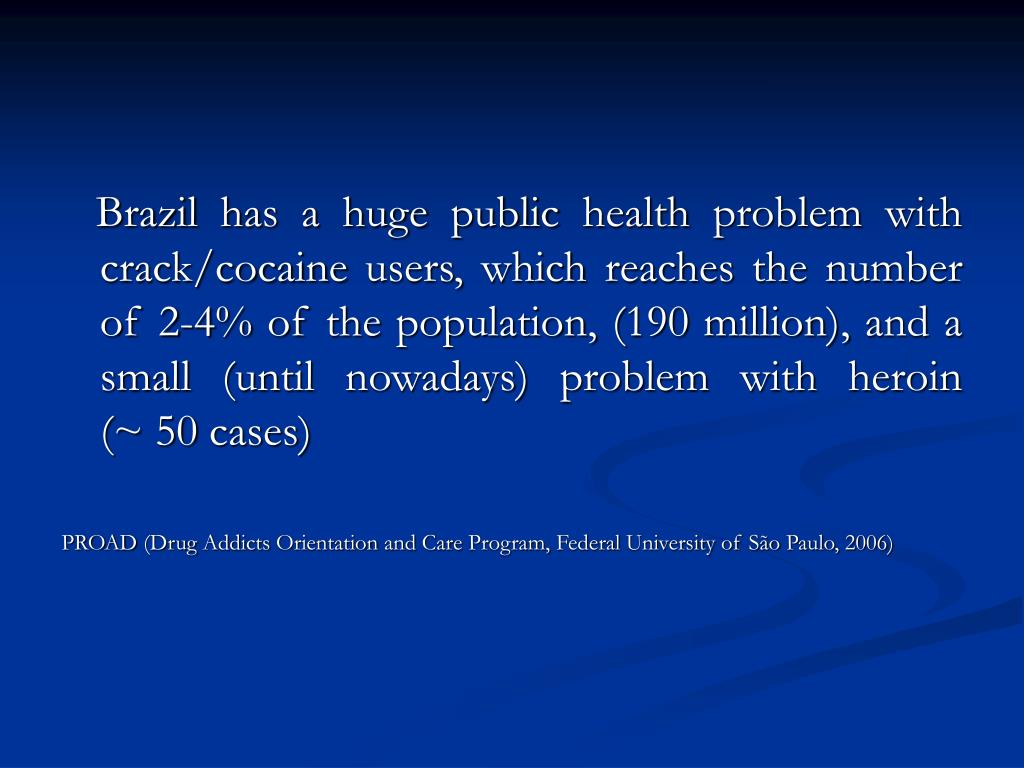 overview of crack cocaine essay Crack in society health science 460 section 1 drug use and abuse brother  yearsley name: date: outline thesis statement: cocaine is a highly addictive.