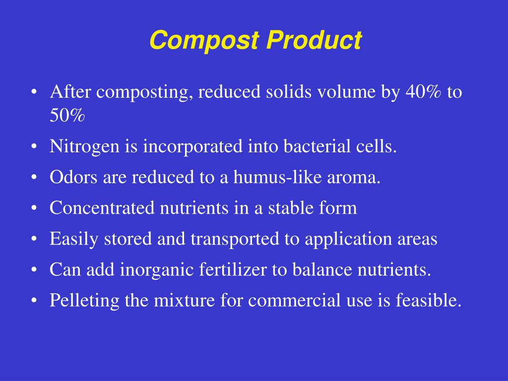 Compost Product