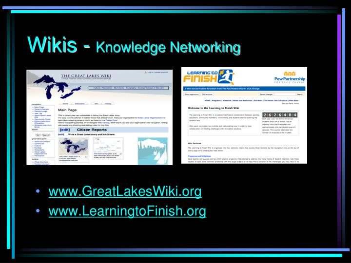 Wikis -