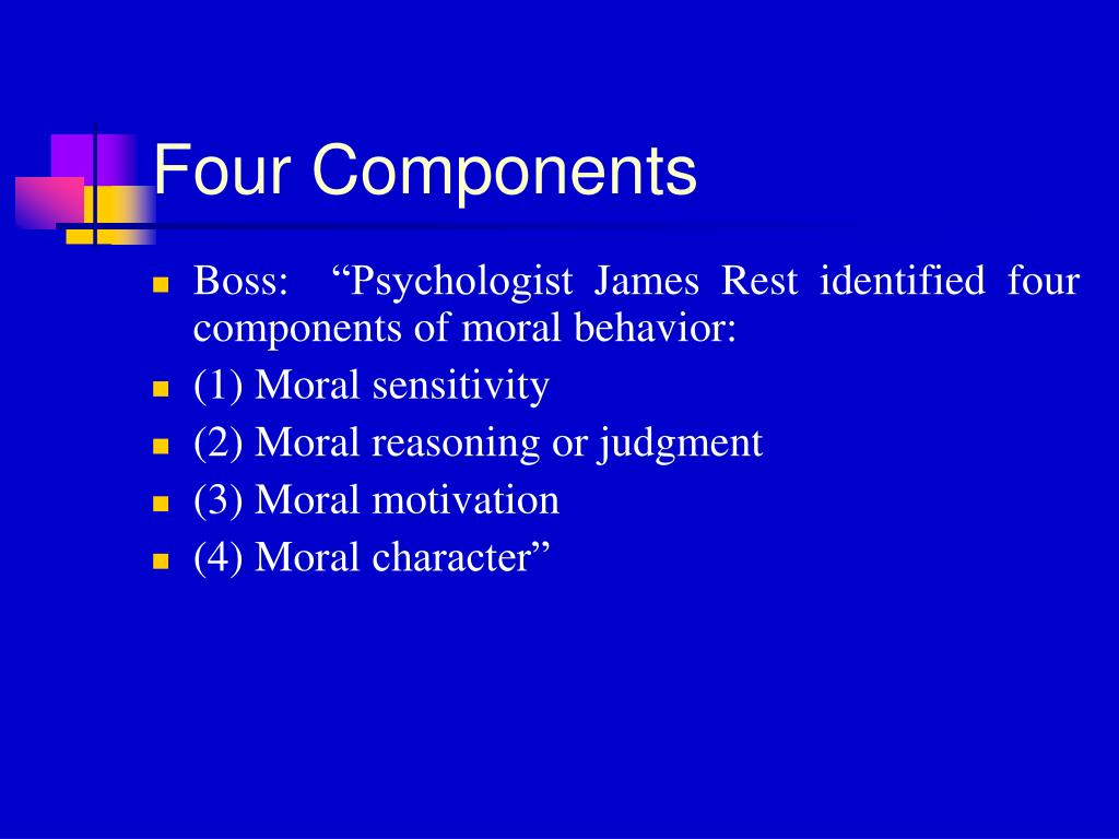 Four Components