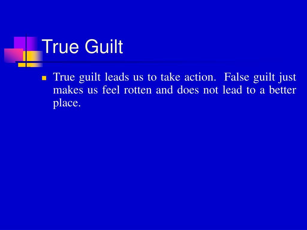 True Guilt