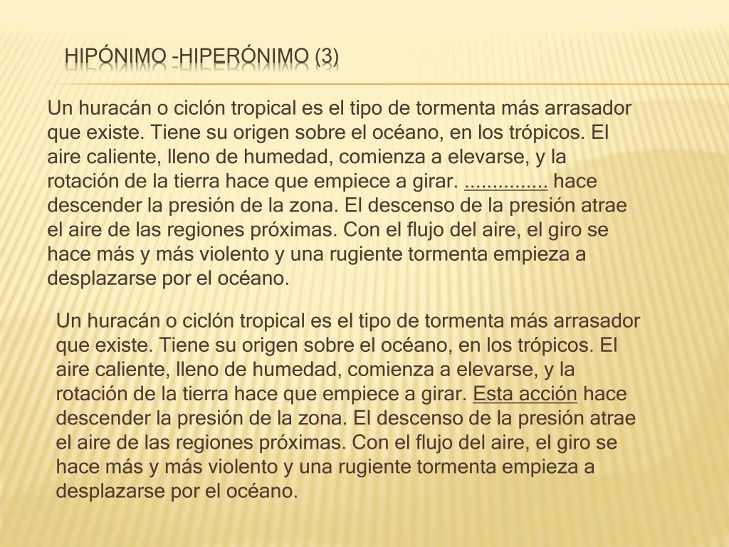 Hipónimo
