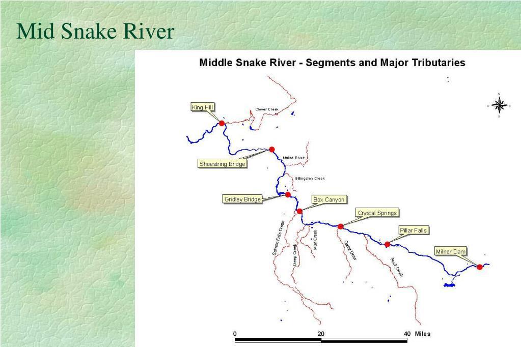 Mid Snake River