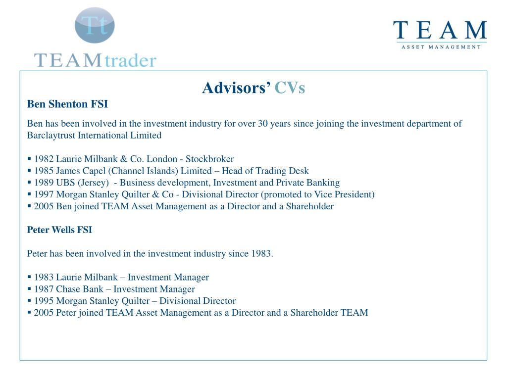 Advisors'