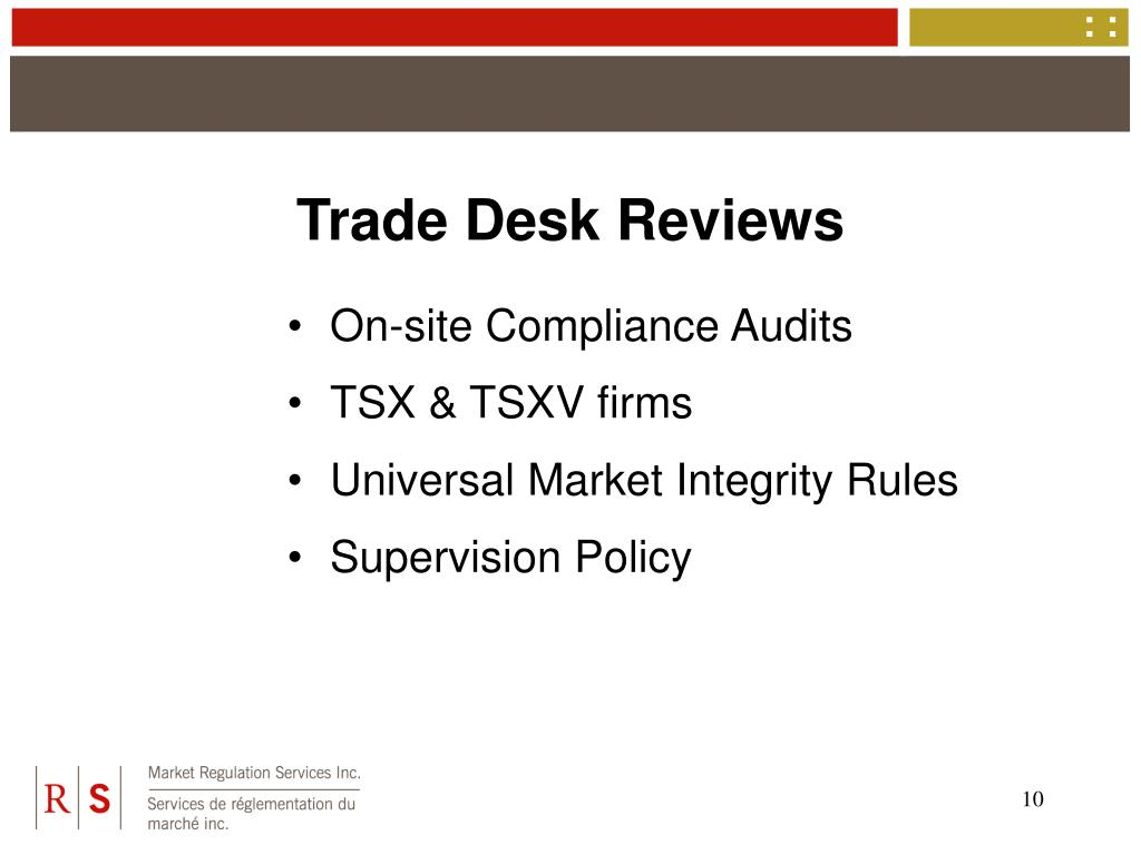 Trade Desk Reviews