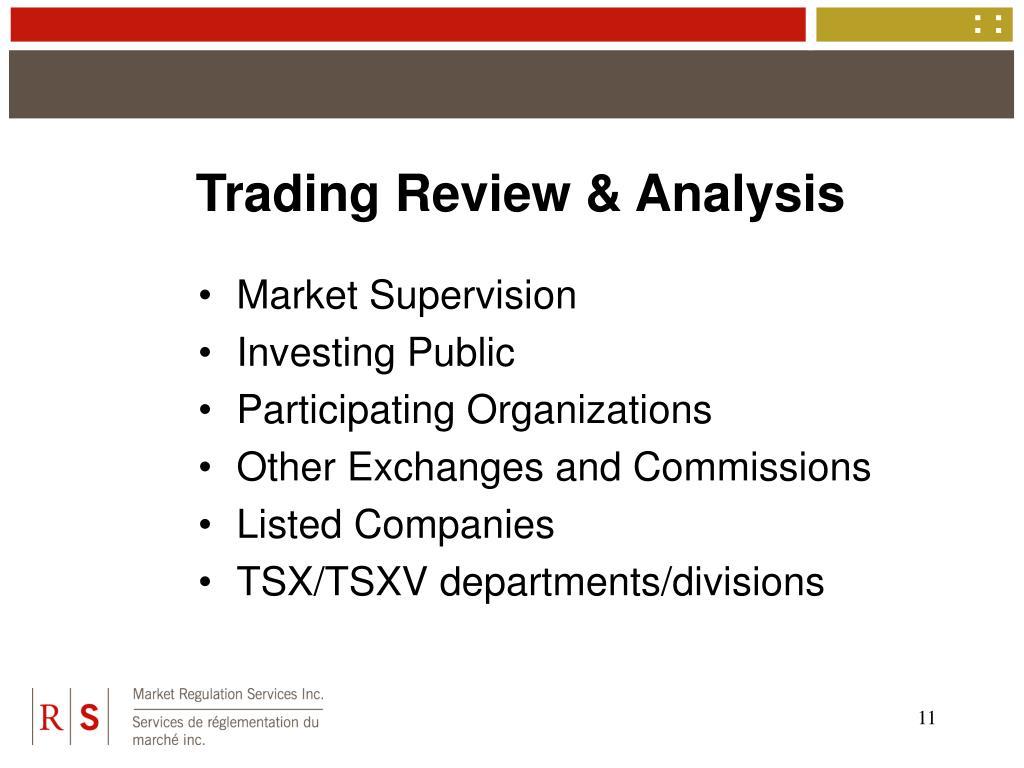 Market Supervision