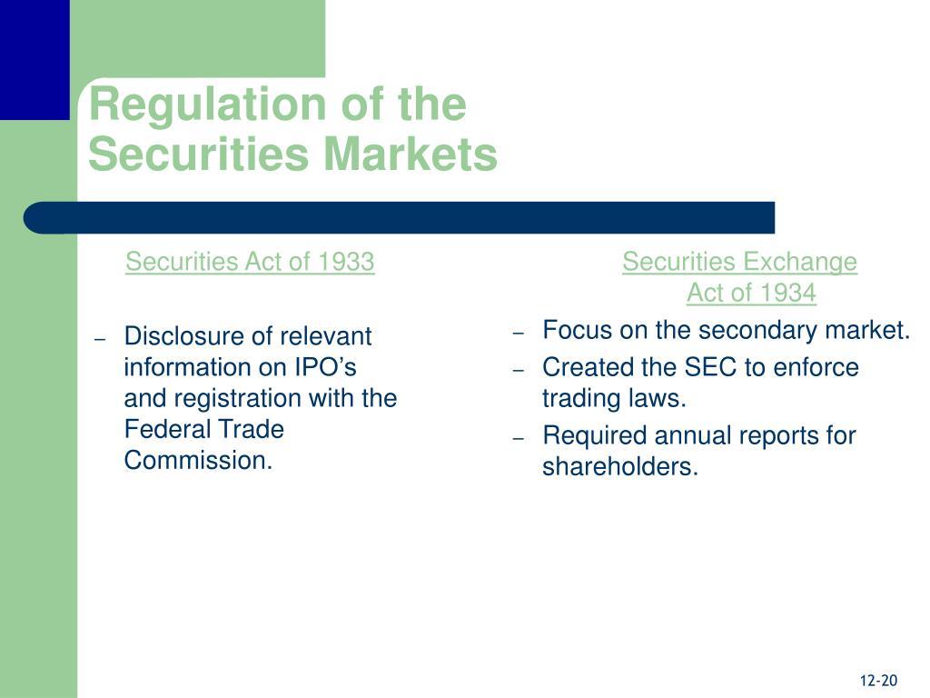 Securities Act of 1933