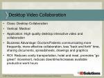 desktop video collaboration