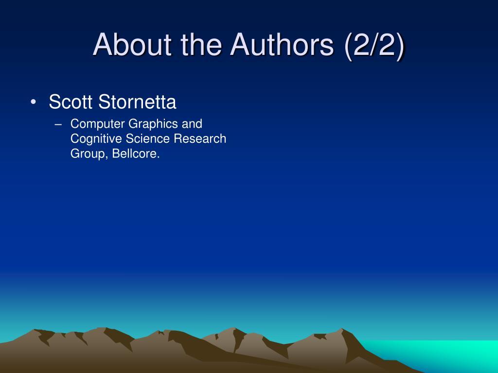 Scott Stornetta