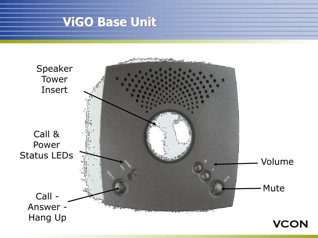 ViGO Base Unit