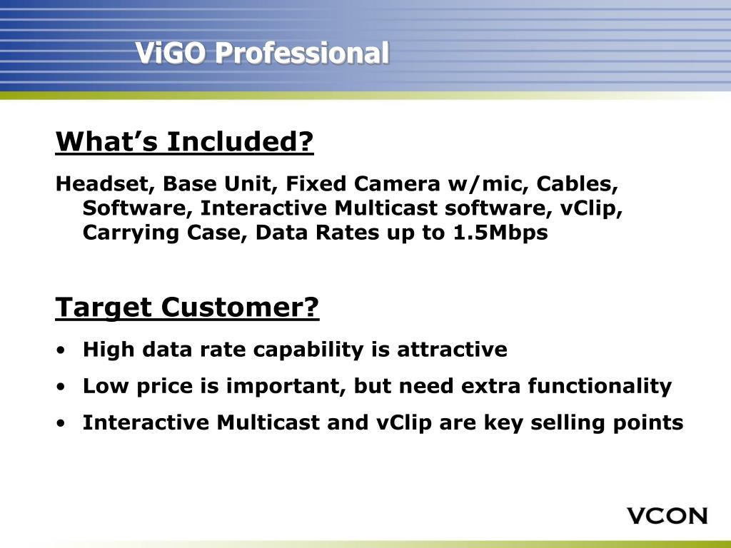 ViGO Professional