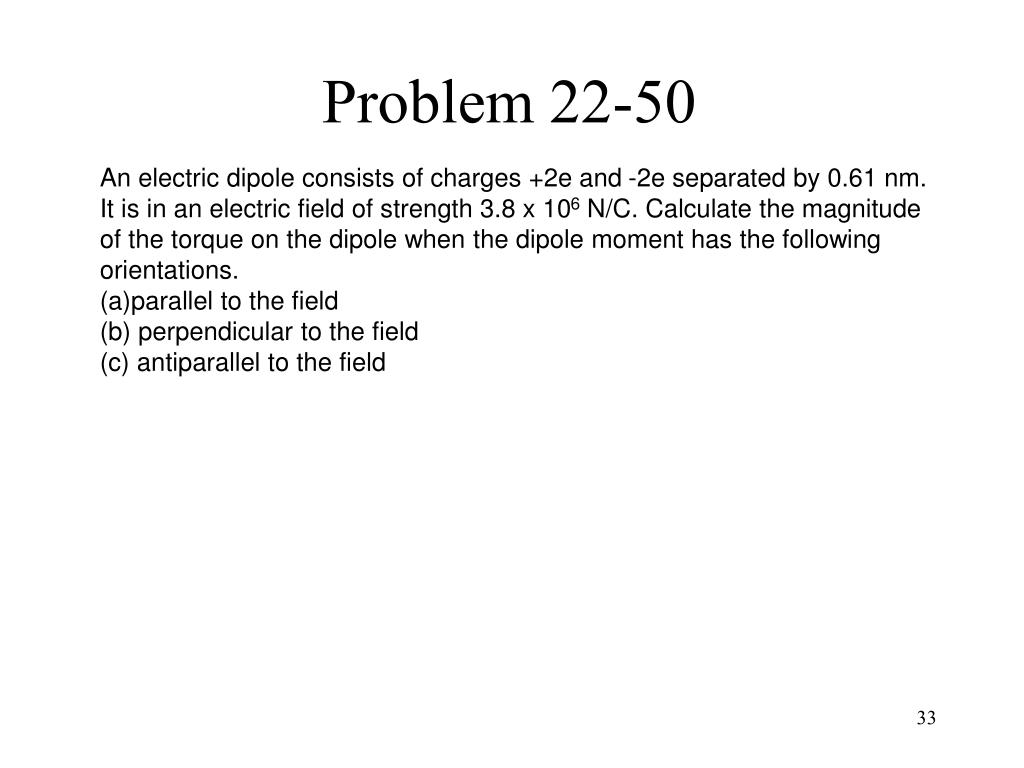 Problem 22-50