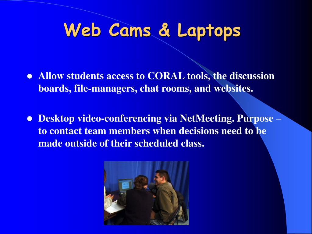 Web Cams & Laptops