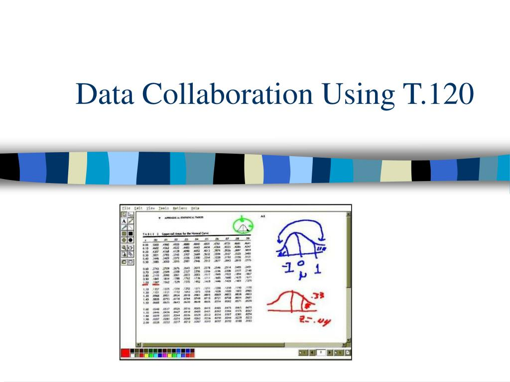 Data Collaboration Using T.120
