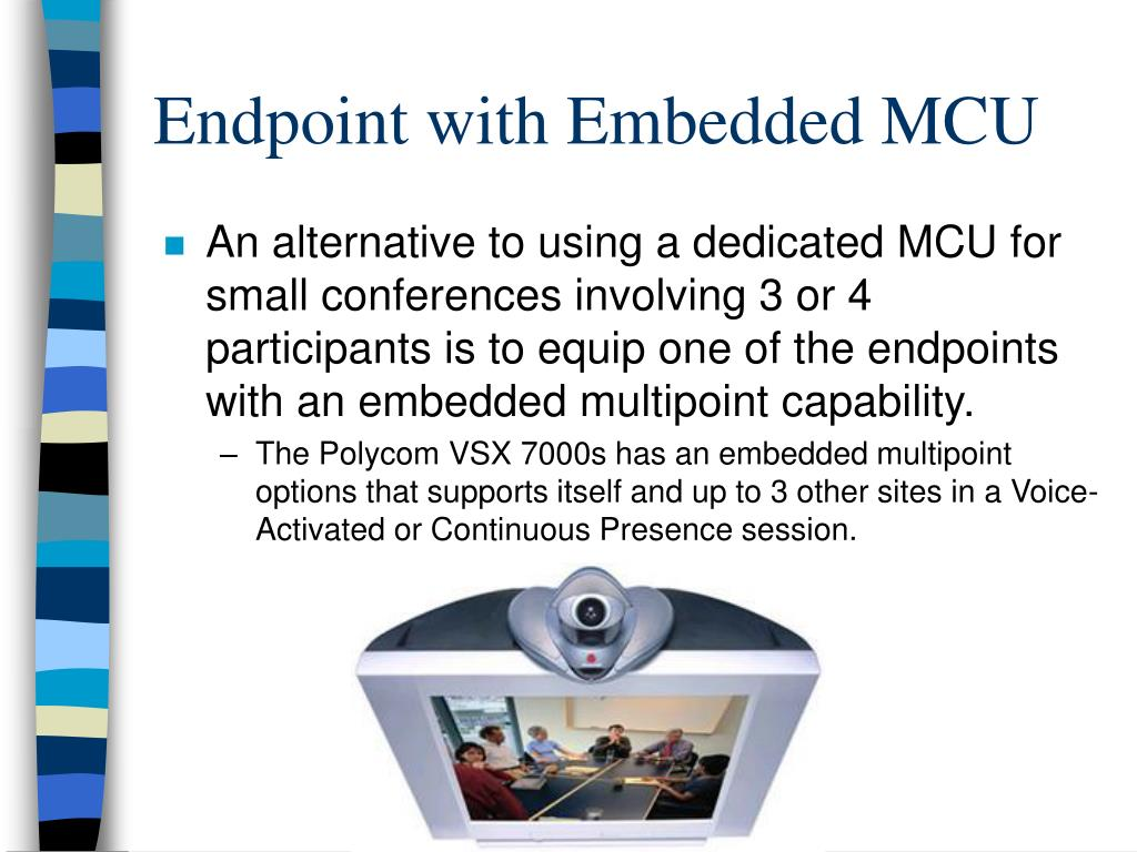 Endpoint with Embedded MCU