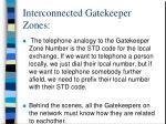 interconnected gatekeeper zones58