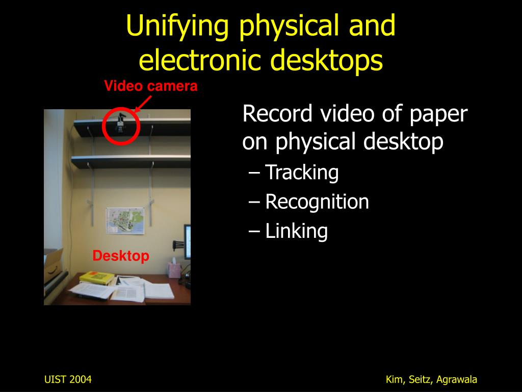 Unifying physical and