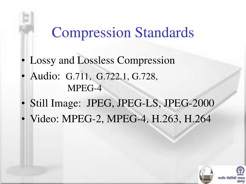 Compression Standards