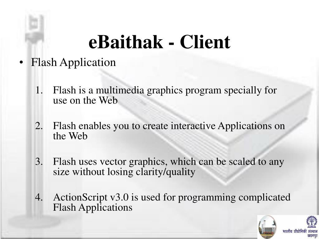 eBaithak - Client